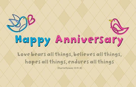 happy anniversary 2018